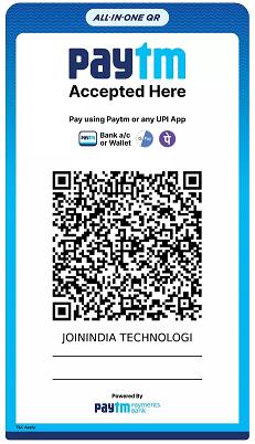 JoinIndia PayTM